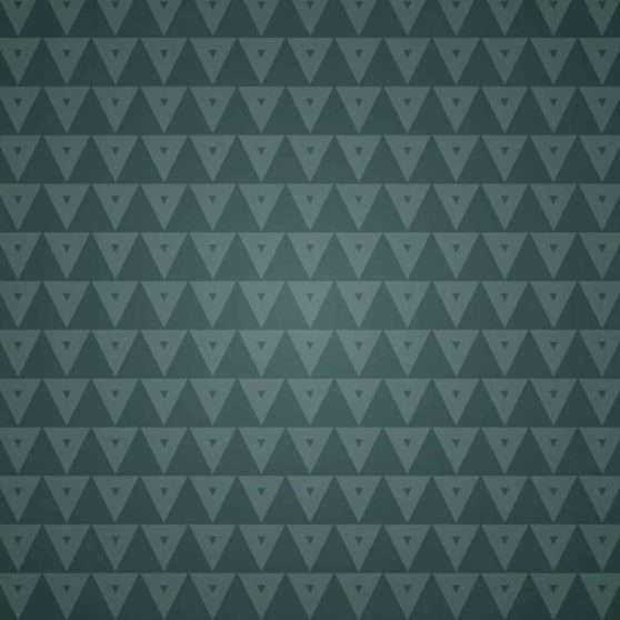 Cool green black triangle iPhoneX Wallpaper