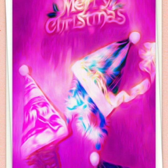 Rosa de la Navidad Fondo de Pantalla SmartPhone para Android