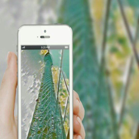 smartphone torre Fondo de Pantalla SmartPhone para Android