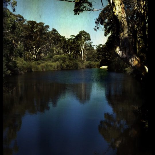 Naturaleza del río Fondo de Pantalla SmartPhone para Android