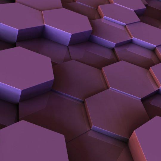 azulejo de color púrpura guay Fondo de Pantalla SmartPhone para Android