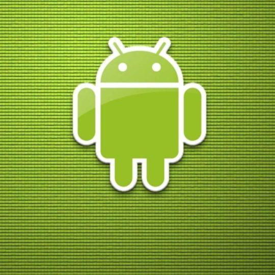 Android logotipo verde Fondo de Pantalla SmartPhone para Android