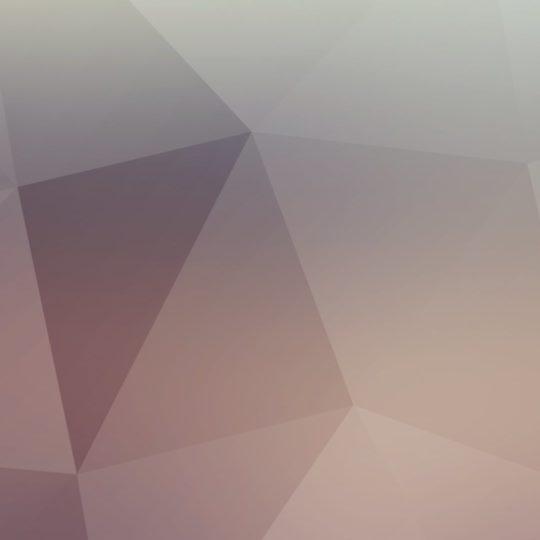 Modelo púrpura rojo anaranjado Fondo de Pantalla SmartPhone para Android