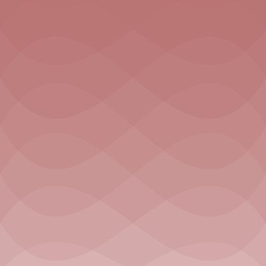 patrón de onda gradación Rojo Fondo de Pantalla SmartPhone para Android