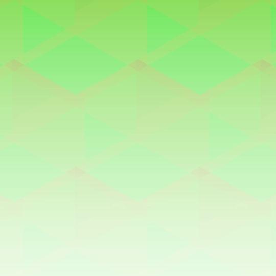 Patrón de gradación del verde amarillo Fondo de Pantalla SmartPhone para Android