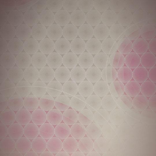 punto del círculo de dibujo de degradación Rojo Fondo de Pantalla SmartPhone para Android