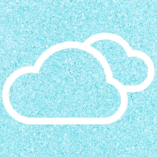 nube azul Fondo de Pantalla SmartPhone para Android