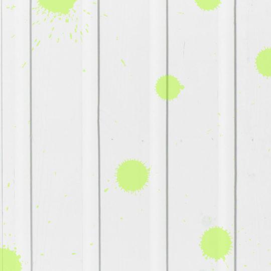 Madera gota de agua del grano verde blanco amarillo Fondo de Pantalla SmartPhone para Android