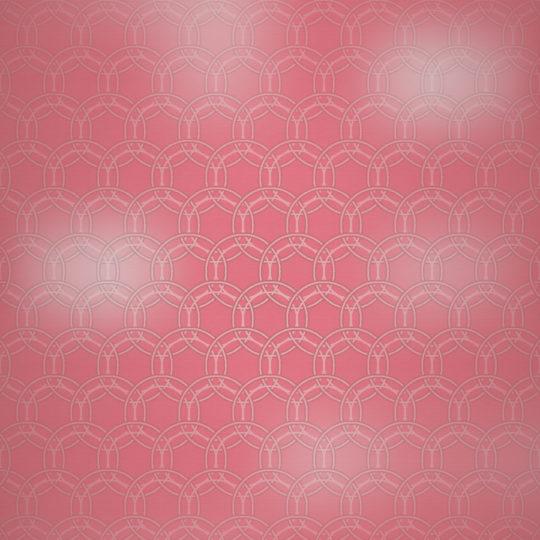 dibujo de degradación redonda rojo Fondo de Pantalla SmartPhone para Android