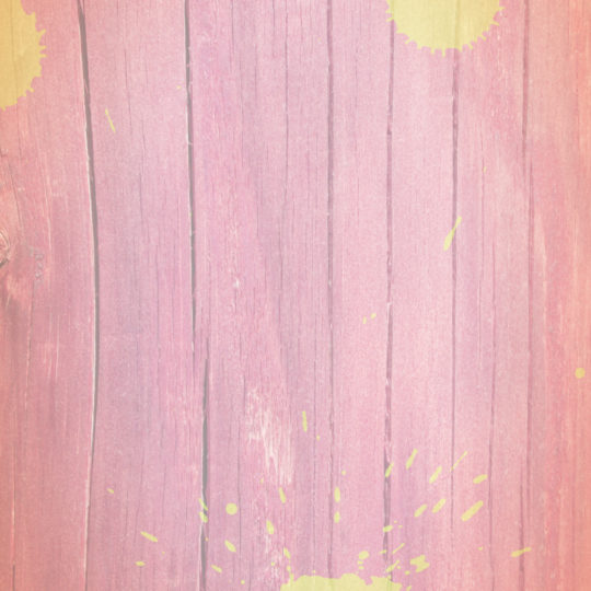 Madera gota de agua del grano Rojo Amarillo Fondo de Pantalla SmartPhone para Android