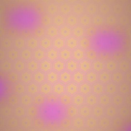 Rosa patrón de gradación de color naranja Fondo de Pantalla SmartPhone para Android