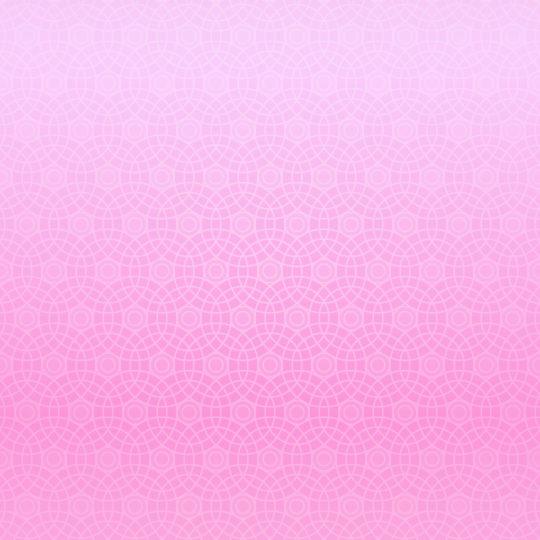 dibujo de degradación redonda Rosa Fondo de Pantalla SmartPhone para Android