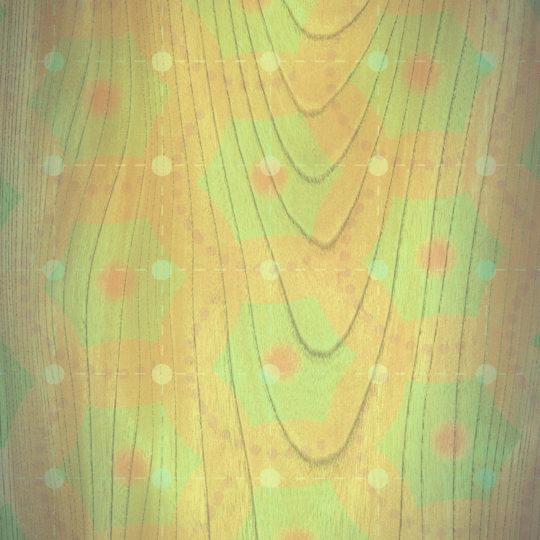 puntos estantería de grano verde amarillo Fondo de Pantalla SmartPhone para Android