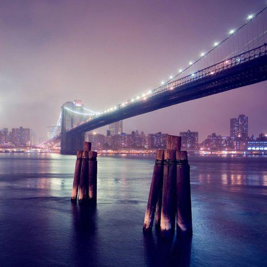 Puente paisaje Fondo de Pantalla SmartPhone para Android
