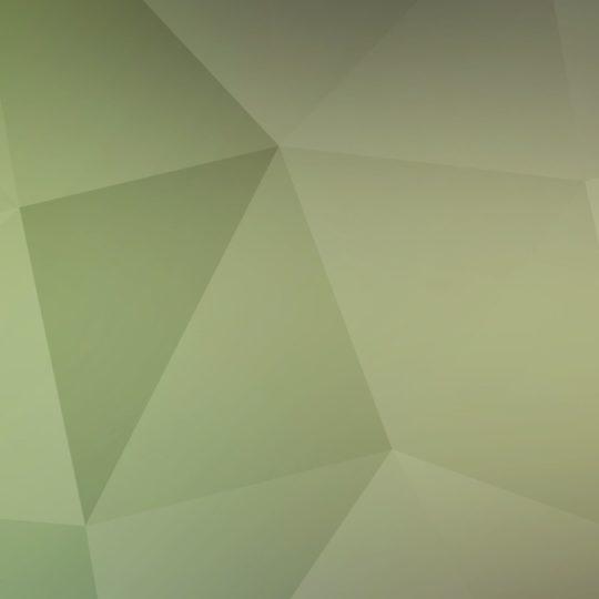 Modelo blanco verde Fondo de Pantalla SmartPhone para Android