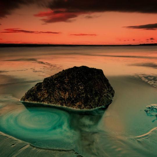 paisaje del mar Fondo de Pantalla SmartPhone para Android