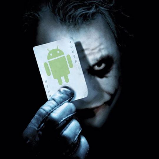 logo de Android Chara Joker Fondo de Pantalla SmartPhone para Android