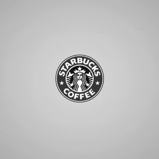 logotipo de Starbucks Fondo de Pantalla de Apple Watch