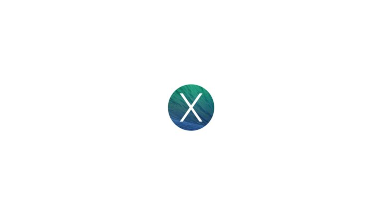 Mac OSX Mavericks blanco Fondo de escritorio de PC / Mac