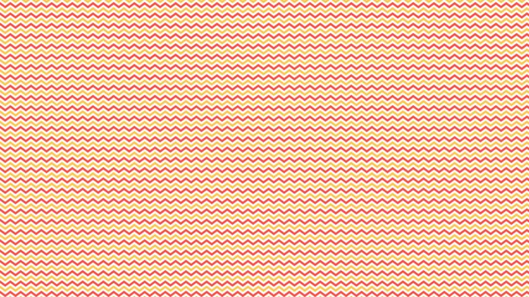 Patrón borde dentado rojo-naranja Fondo de escritorio de PC / Mac