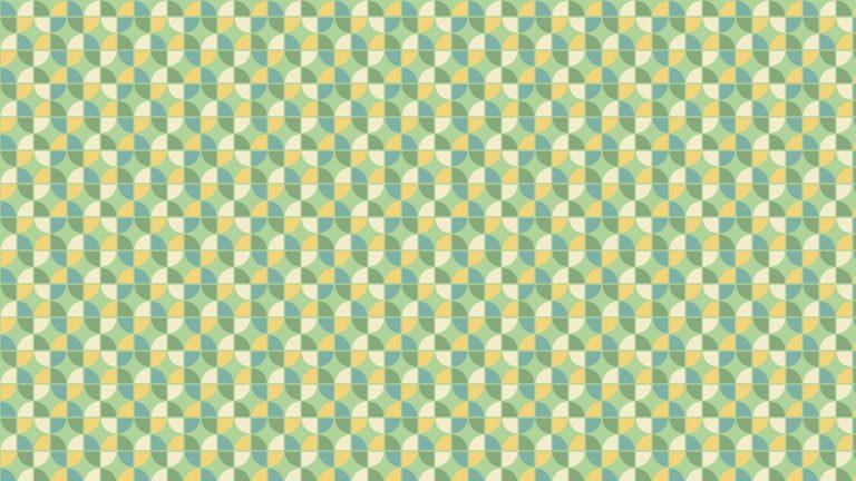 Patrón verde, colorido Fondo de escritorio de PC / Mac