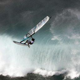 Carácter de surf iPad / Air / mini / Pro Wallpaper