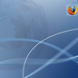 logo de Firefox iPad / Air / mini / Pro Wallpaper