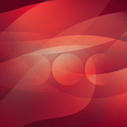 Rojo del modelo iPad / Air / mini / Pro Wallpaper