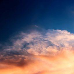 paisaje del cielo iPad / Air / mini / Pro Wallpaper