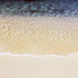 mar de arena paisaje iPad / Air / mini / Pro Wallpaper