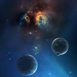 Cool Planet iPad / Air / mini / Pro Wallpaper