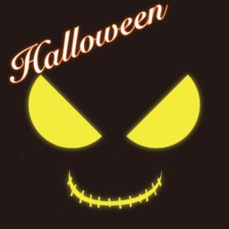 negro de Halloween iPad / Air / mini / Pro Wallpaper