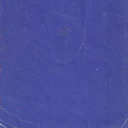Los residuos de papel azul púrpura arrugas iPad / Air / mini / Pro Wallpaper