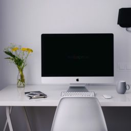 Interior guay de iMac iPad / Air / mini / Pro Wallpaper