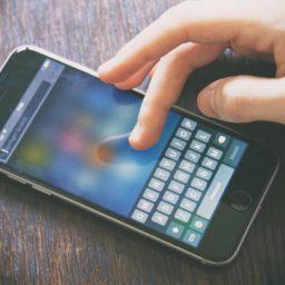 Cool hand teléfono inteligente iPad / Air / mini / Pro Wallpaper