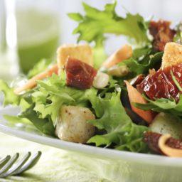 Alimentos ensalada verde iPad / Air / mini / Pro Wallpaper