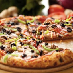 alimentos pizza iPad / Air / mini / Pro Wallpaper
