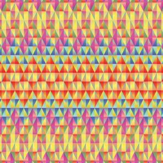 Patrón colorido púrpura rojo azul Fondo de Pantalla de iPhone4s