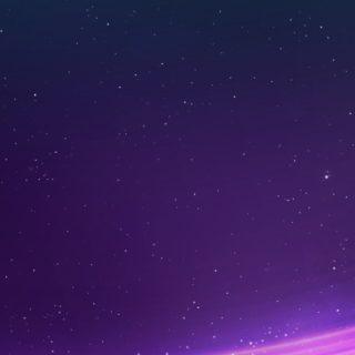 Ejemplos universo púrpura Fondo de pantalla iPhone SE / iPhone5s / 5c / 5