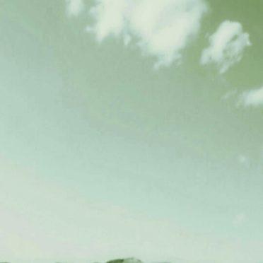 Lago Cisne Fondo de Pantalla de iPhone7