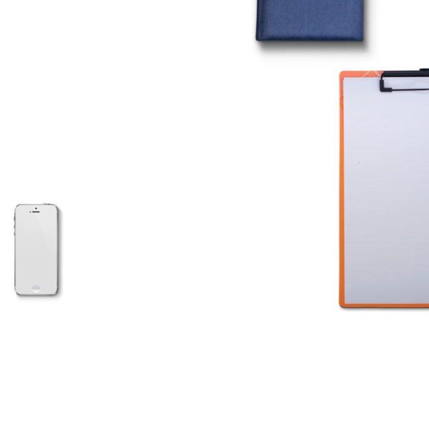 blanco de papelería Fondo de Pantalla de iPhone7Plus