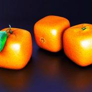 fruta del mandarín Fondo de Pantalla de iPhone8