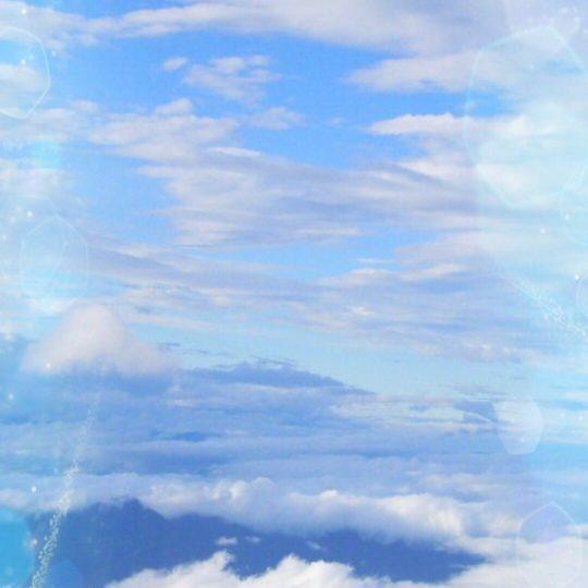 Awan langit Android SmartPhone Wallpaper