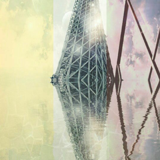 menara Android SmartPhone Wallpaper