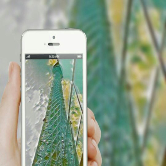 Smartphone menara Android SmartPhone Wallpaper