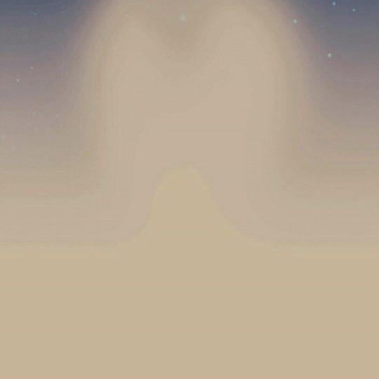 Malam langit bintang Android SmartPhone Wallpaper
