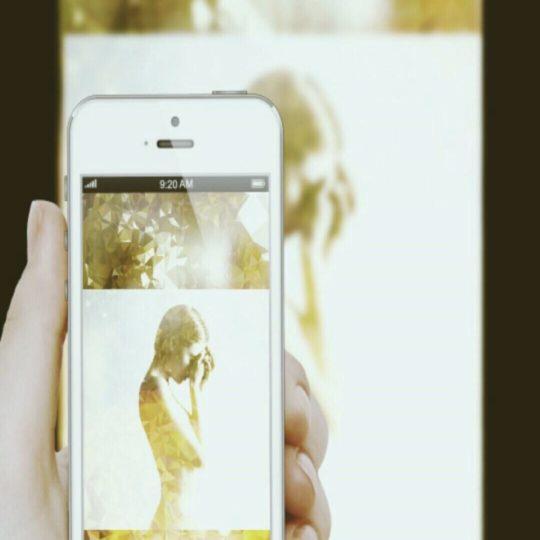 Wanita smartphone Android SmartPhone Wallpaper