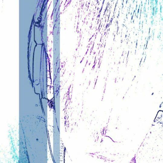 Sketsa Manusia Android SmartPhone Wallpaper