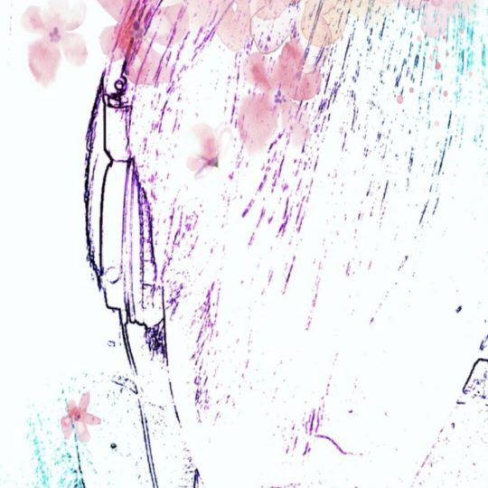 Sketsa Manusia Android SmartPhone Wallpaper