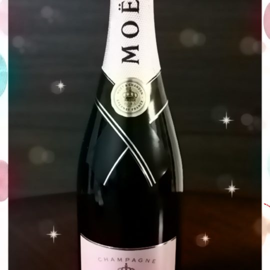 Sampanye Moet et Chandon Android SmartPhone Wallpaper